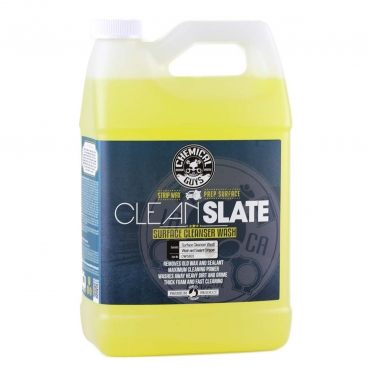 Chemical Guys Clean Slate Surface Cleanser Wash 3,785 Liter Shampoo stark
