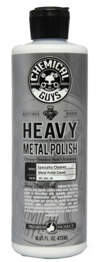 Chemical Guys Heavy Metal Polish 473 ml Metallpolitur