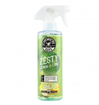 Chemical Guys Zesty Lemon & Lime Scent 473 ml Air Freshner Autoparfum Lufterfrischer
