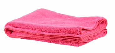 Chemical Guys Chubby Supra Microfiber Towel Pink  Mrs.Pink 60x90cm