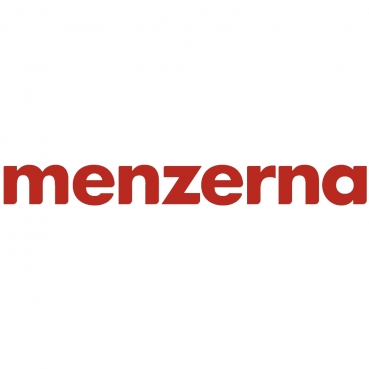 Menzerna polishing compound Sticker 10 cm