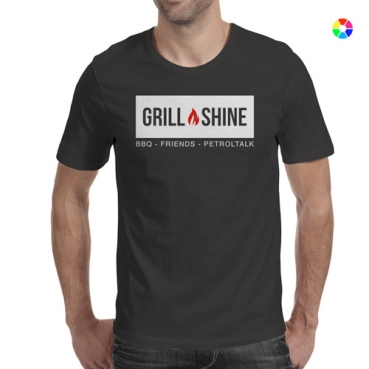 Grill & Shine Eventshirt 2018 Kustomwork Auto-Glanzwelt