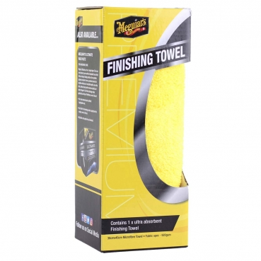 Meguiar`s Supreme Finishing Towel ca 45x30 cm Tuch Finish