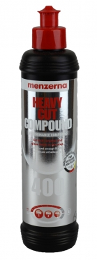 Menzerna Heavy Cut Compound HC400 250 ml Schleifpolitur