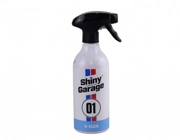 Shiny Garage D-Icer 500 ml Scheibenenteiser