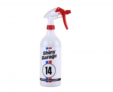 Shiny Garage Monster Wheel Cleaner 1 Liter Felgenreiniger indikator lila