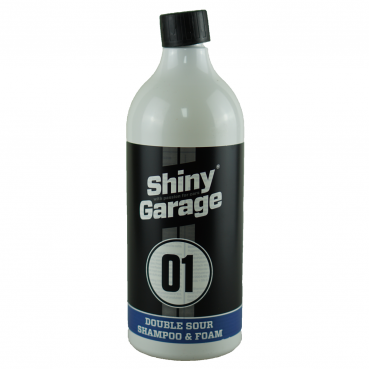 Shiny Garage Double Sour Shampoo & Foam 1,0l