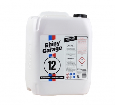 Shiny Garage Pink Gloss Shampoo & Wax 5 Liter