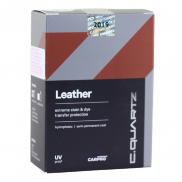 CarPro CQuartz Leather & Vinyl Coating 30 ml Leder Versiegelung