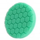 Chemical Guys Hex Logic 5,5 Green Heavy Polishing Pad grün