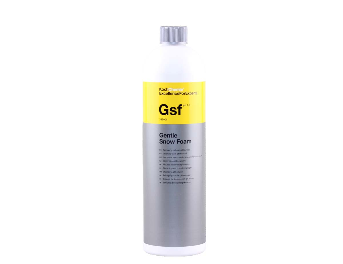 agw koch chemie gsf gentle snow foam 1 liter. Black Bedroom Furniture Sets. Home Design Ideas