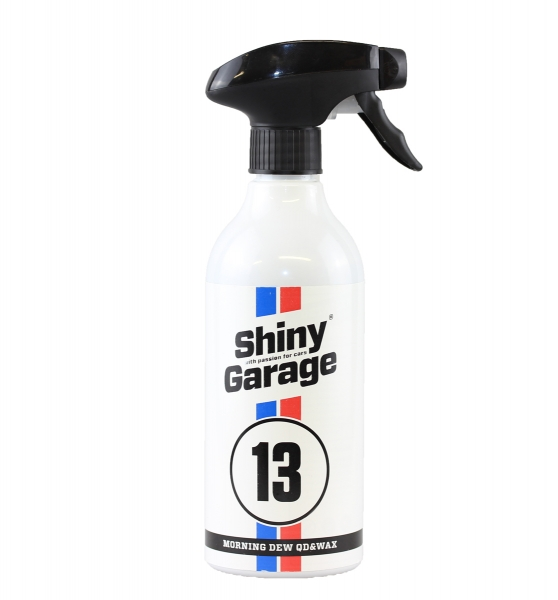 Shiny Garage Morning Dew QD & Wax 500 ml