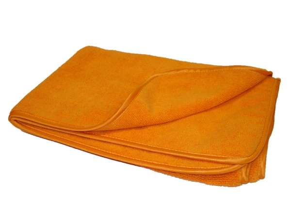 Chemical Guys Fatty Angry Orange Microfaser Drying Towel