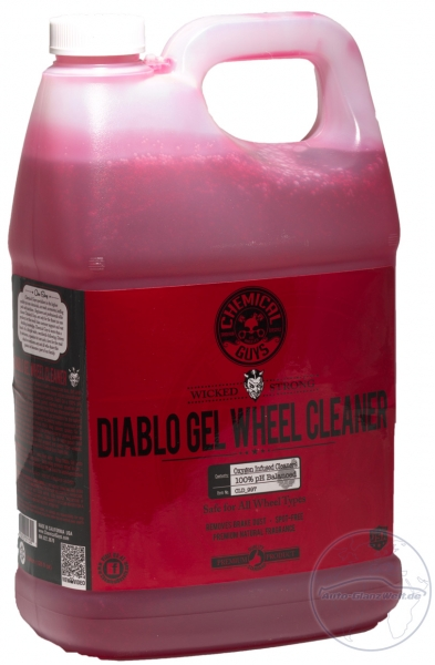 Chemical Guys Diablo Wheel Cleaner Gel 3,785 l