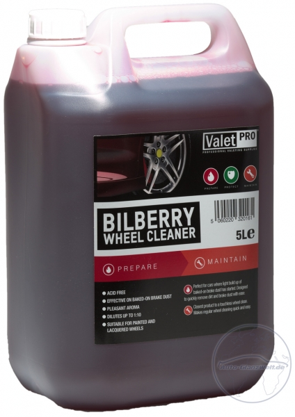 ValetPRo Bilberry Wheel Clean